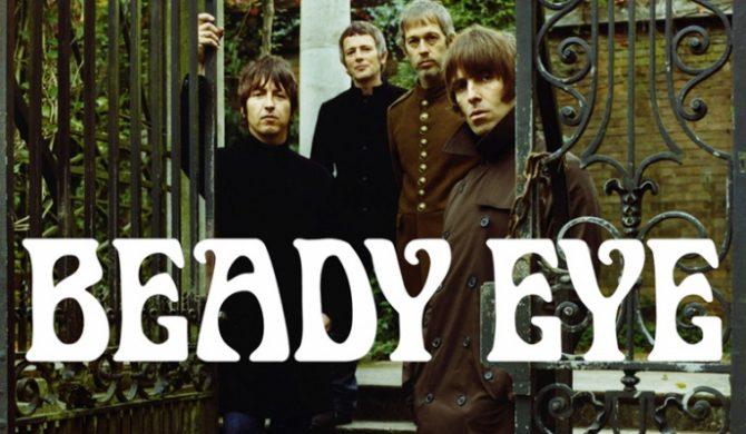 Beady Eye nakręcili teledysk