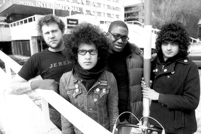 Posłuchaj nowego albumu The Mars Volta