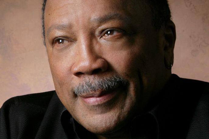 Kogo słucha Quincy Jones?