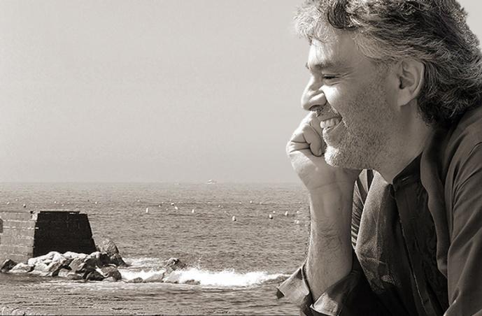 Andrea Bocelli wraz z Sinfonia Varsovia