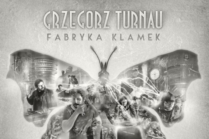 """Grzegorz Turnau: złota """"Fabryka klamek"""" w dwa tygodnie po premierze"""