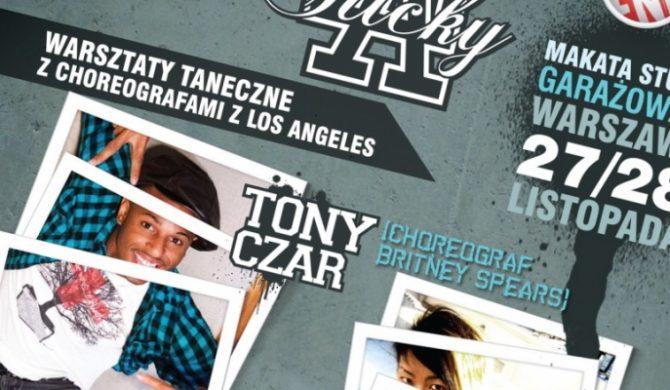 Warsztaty TRICKY L.A. już w najbliższy weekend