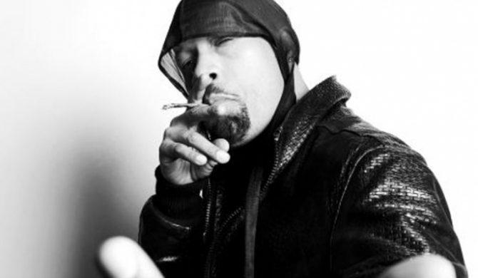 Redman nagrywa w studiu pod Warszawą