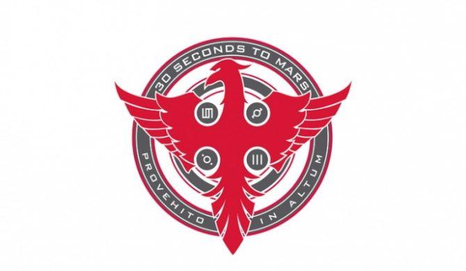 30 seconds to mars w Warszawie – akcja flaga