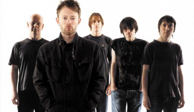Radiohead nagrywają charytatywnie