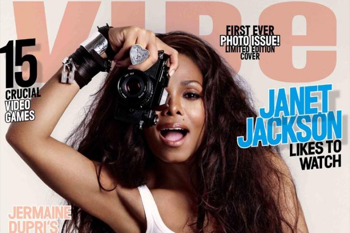 Janet Jackson bez pośpiechu