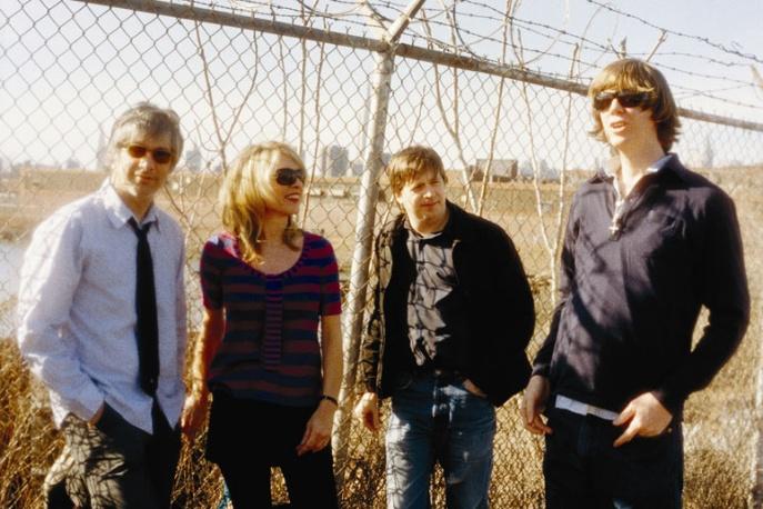Beck produkuje solo członka Sonic Youth