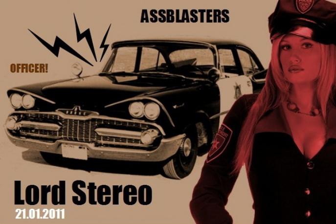Lord Stereo i The Assblasters w Chwila Da Klub