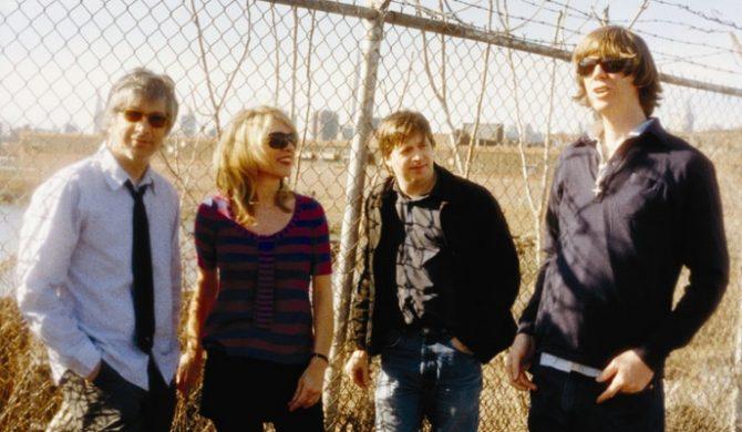 Posłuchaj darmowej taśmy Sonic Youth