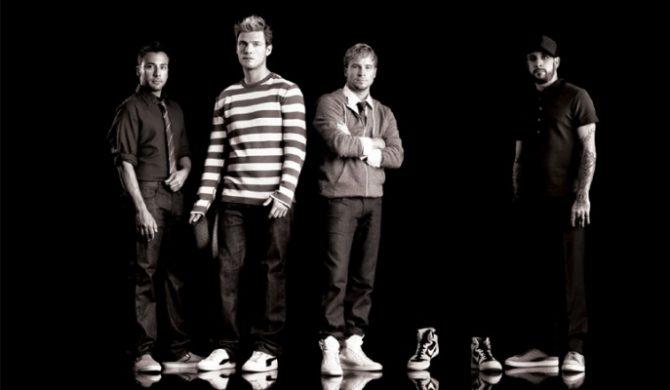 Backstreet Boys na żywo jesienią