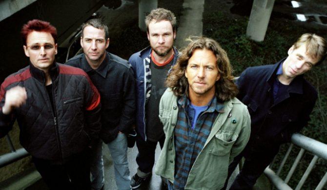 Pearl Jam wzbogacają reedycje o rarytasy