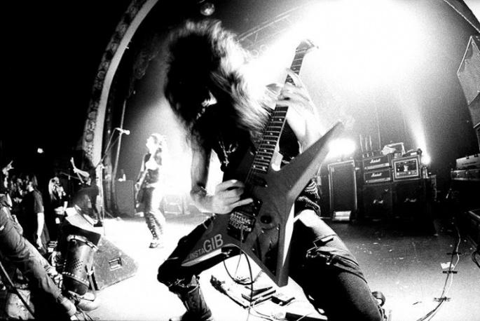 Morbid Angel na Metal Hammer Festival