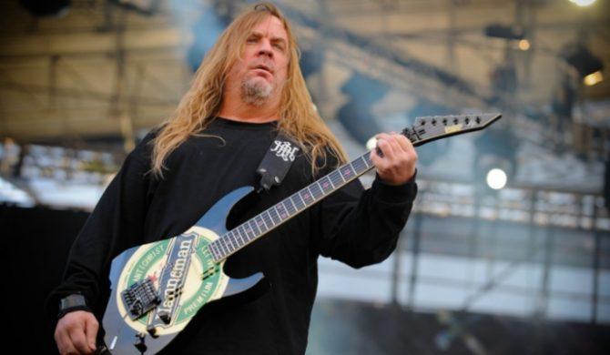 Jest oficjalny komunikat przed koncertem Slayera