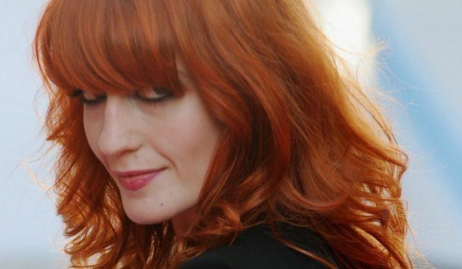 Florence nagra w studiu Abbey Road