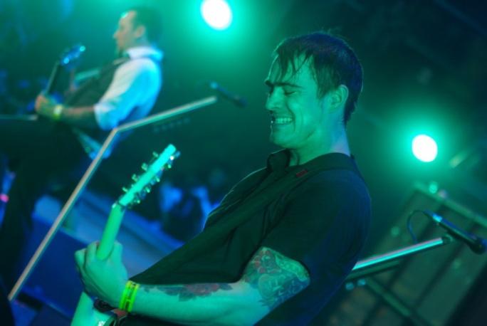 Volbeat na Sonisphere Festival 2011