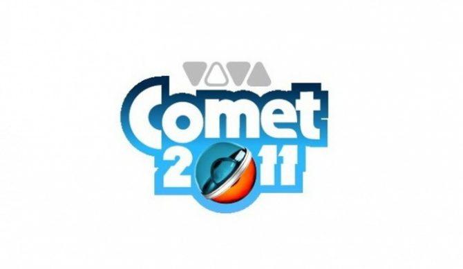 Dziś Viva Comet 2011 – transmisje w TV i w sieci