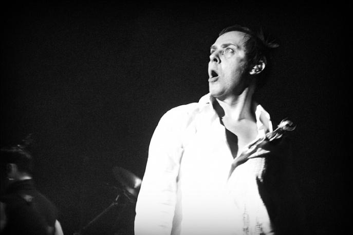 Były frontman Bauhaus wyda solo