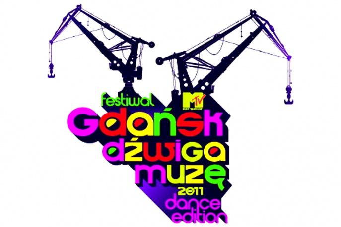 Ruszyła sprzedaż biletów na Festiwal MTV Gdańsk Dźwiga Muzę 2011