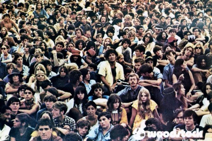 Rocznicowe płyty The Woodstock Experience