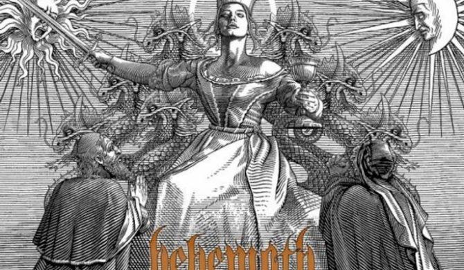 Behemoth przedstawia