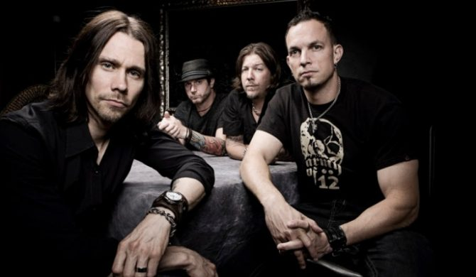 Alter Bridge na Ursynaliach 2011