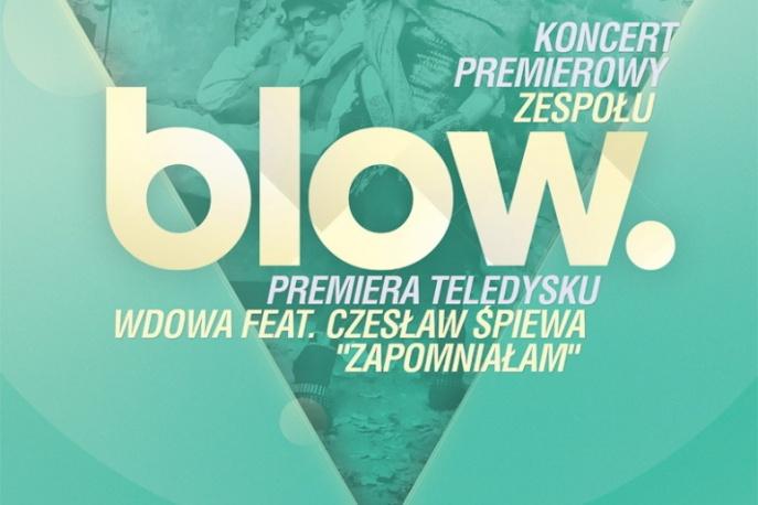 Impreza z Blow, Wdową, Mesem i Czesławem