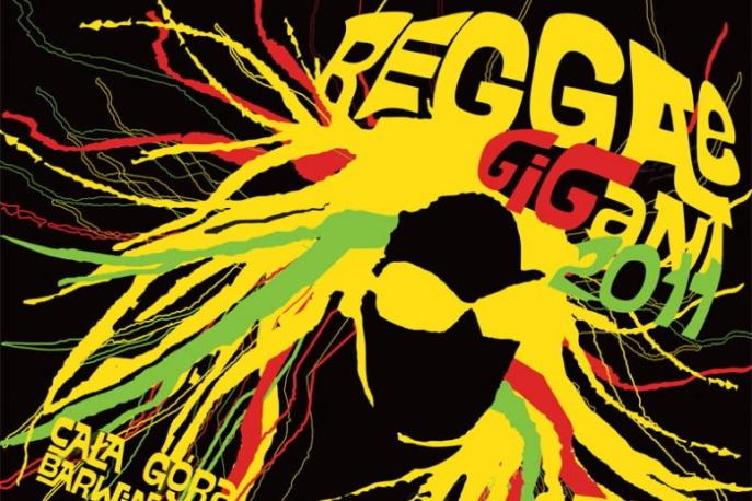 Reggae Gigant w Krakowie