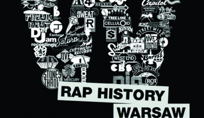1. urodziny Rap History Warsaw