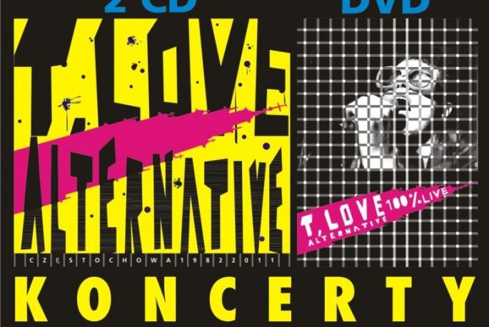 T.Love Alternative: Premiera płyty i trzy koncerty