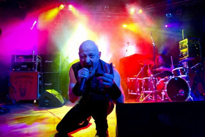 Corruption na Sonisphere Festival 2011