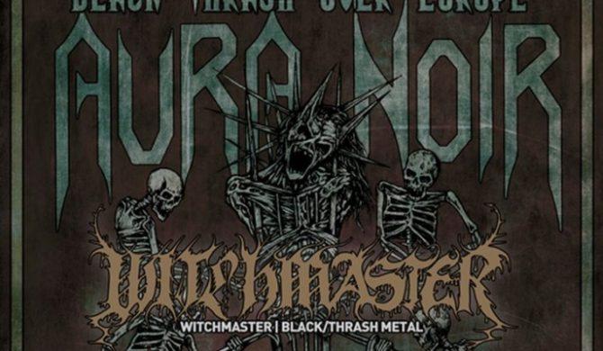 Aura Noir w Polsce na dwóch koncertach