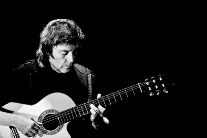 Gitarzysta Genesis na Thanks Jimi Festival