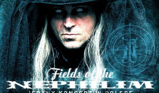 Fields Of The Nephilim zagra w Katowicach już w piątek