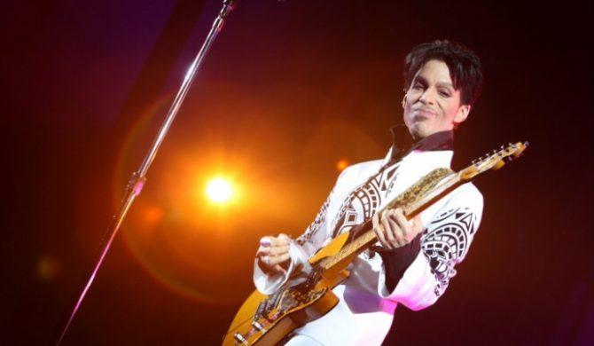 Prince headlinerem Open'era