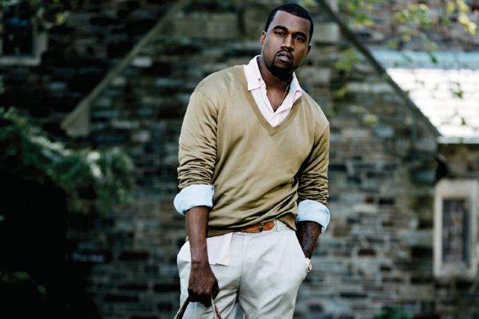 DJ Tiesto remiksuje Kanyego Westa
