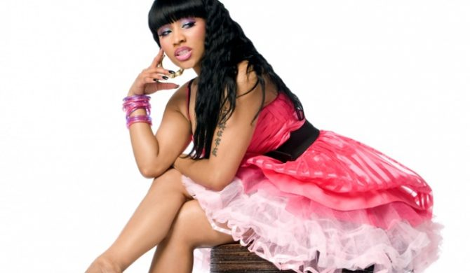 Nicki Minaj wciąż promuje