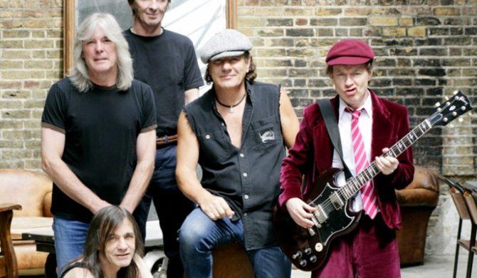 AC/DC już myślą o nowej płycie