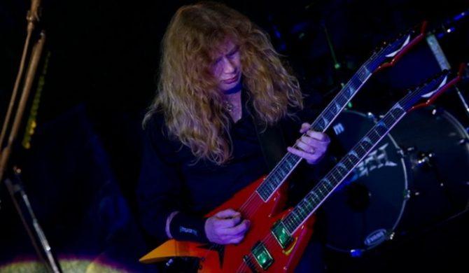 Nowy zespół lidera Megadeth