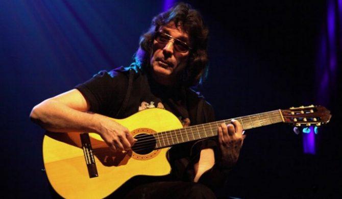 Były gitarzysta Genesis w Łazienkach