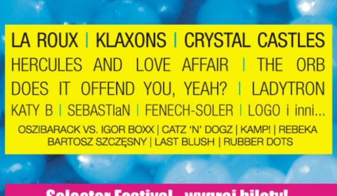 Wygraj bilety na Selector Festival 2011