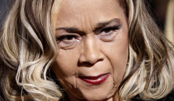Etta James w szpitalu