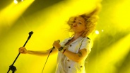 PATI YANG PRESENTS FLYKKLLR – Scena Namiotowa – Heineken Open`er Festival – 03.07.09