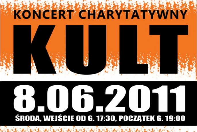 Kult i inni – koncert charytatywny w Stodole