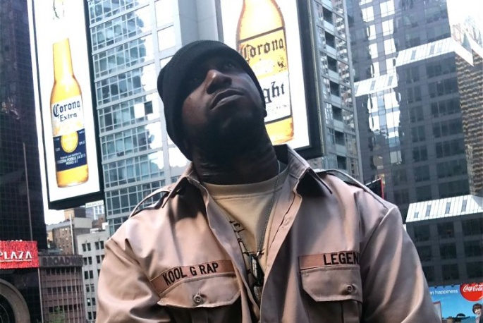 Kool G Rap rapuje z Havokiem