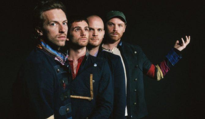 Tajemnicze wpisy Coldplay