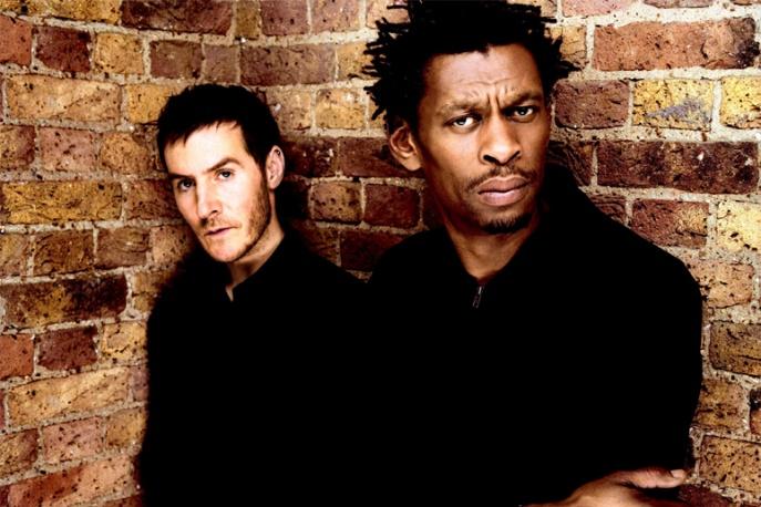 Massive Attack nagrali ze Scarlett Johansson