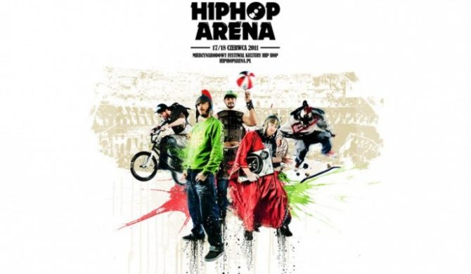 HiFi Banda i DJ Cube zapraszają na Hip Hop Arenę