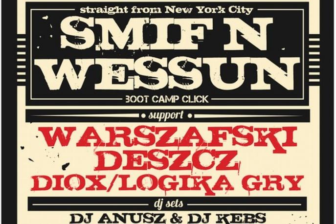 Smif-N-Wessun coraz bliżej