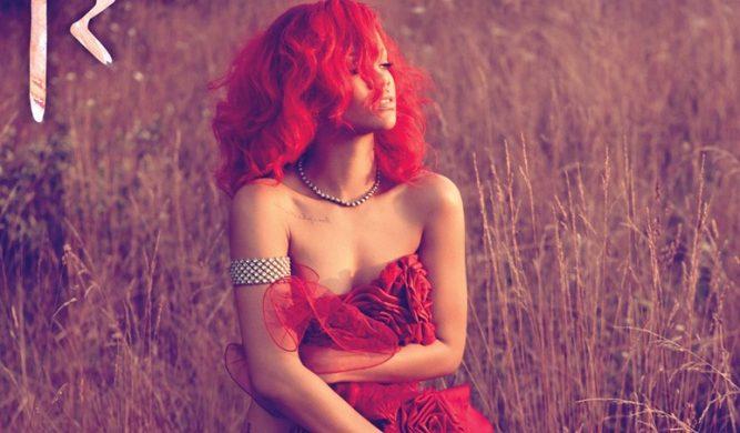 Rihanna strzela w teledysku