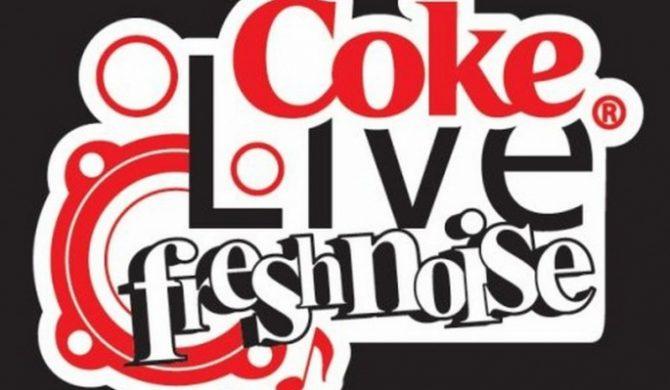 Vallium zwycięzcą Coke Live Fresh Noise 2011